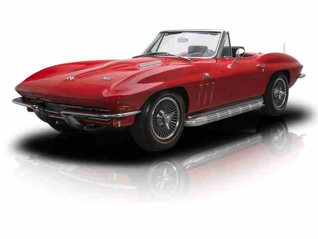 Picture of '66 Corvette - MEPR