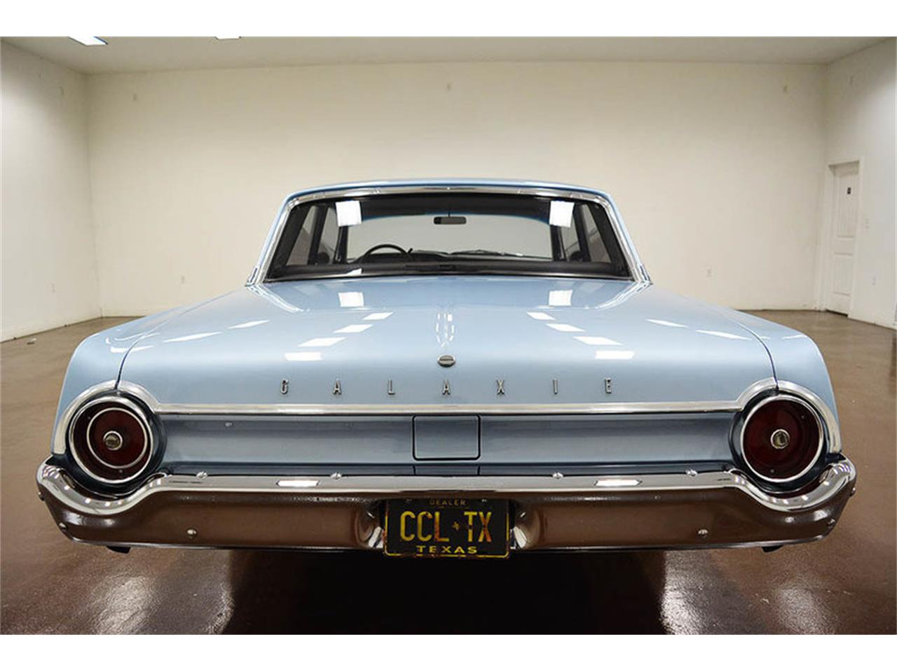 Large Picture of '62 Ford Galaxie located in Texas - MEQH