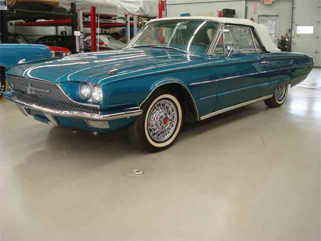 Picture of Classic '66 Ford Thunderbird - MAW9