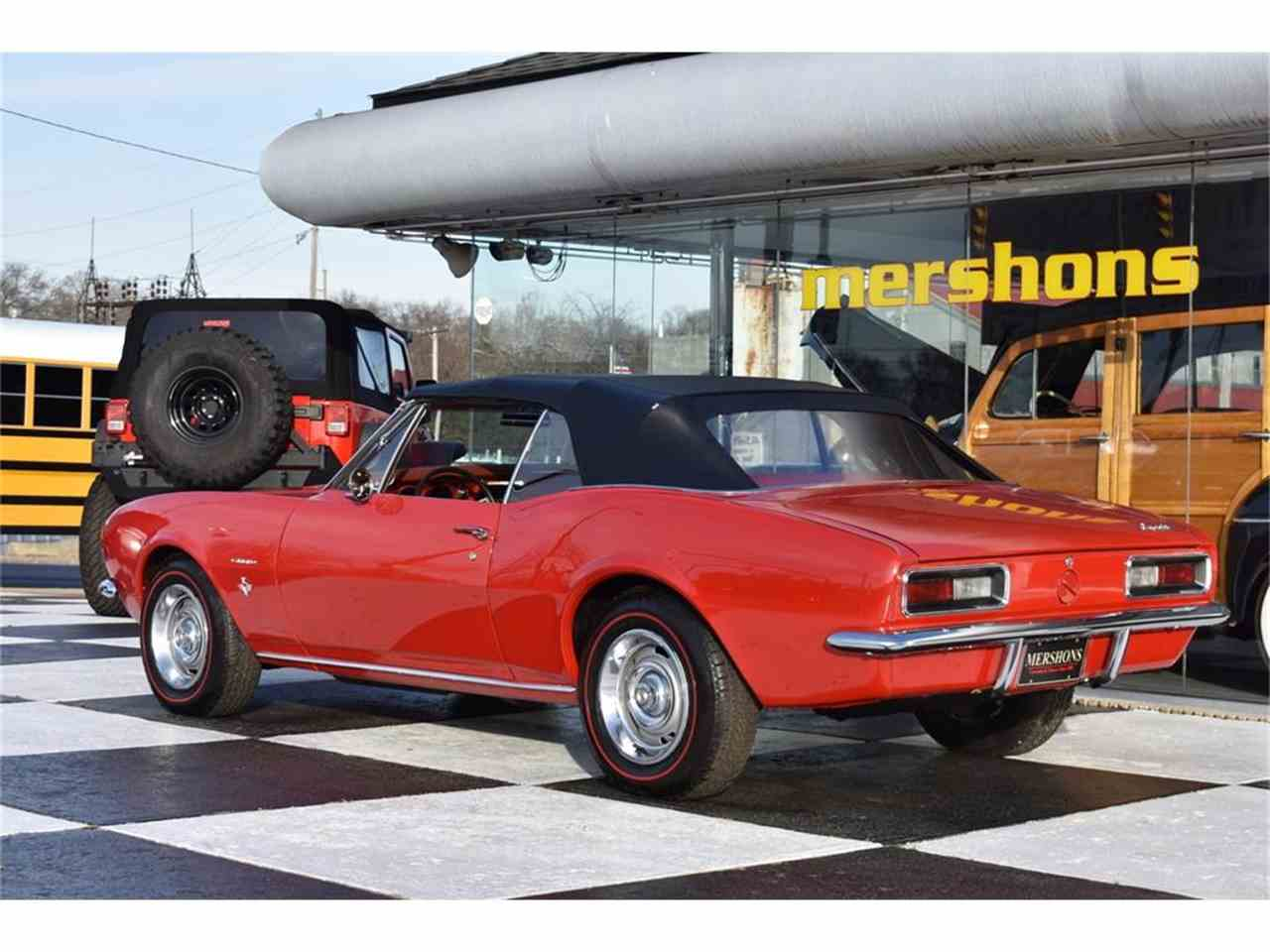 Large Picture of '67 Camaro - MEQR