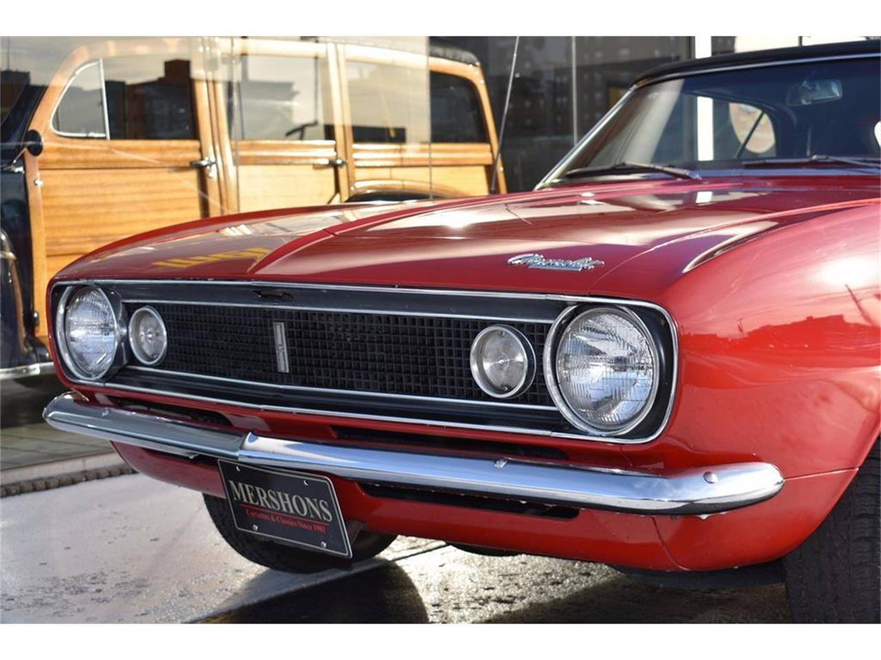 Large Picture of '67 Camaro - MEQR