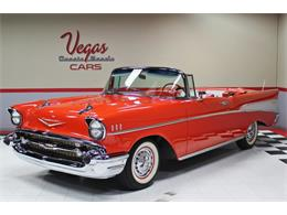 Picture of '57 Chevrolet Bel Air located in Nevada - $74,995.00 Offered by Vegas Classic Muscle Cars - MER1