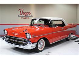 Picture of Classic 1957 Chevrolet Bel Air located in Nevada Offered by Vegas Classic Muscle Cars - MER1