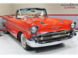 Picture of '57 Chevrolet Bel Air located in Henderson Nevada - $74,995.00 Offered by Vegas Classic Muscle Cars - MER1