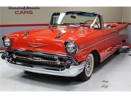 Picture of Classic 1957 Chevrolet Bel Air Offered by Vegas Classic Muscle Cars - MER1