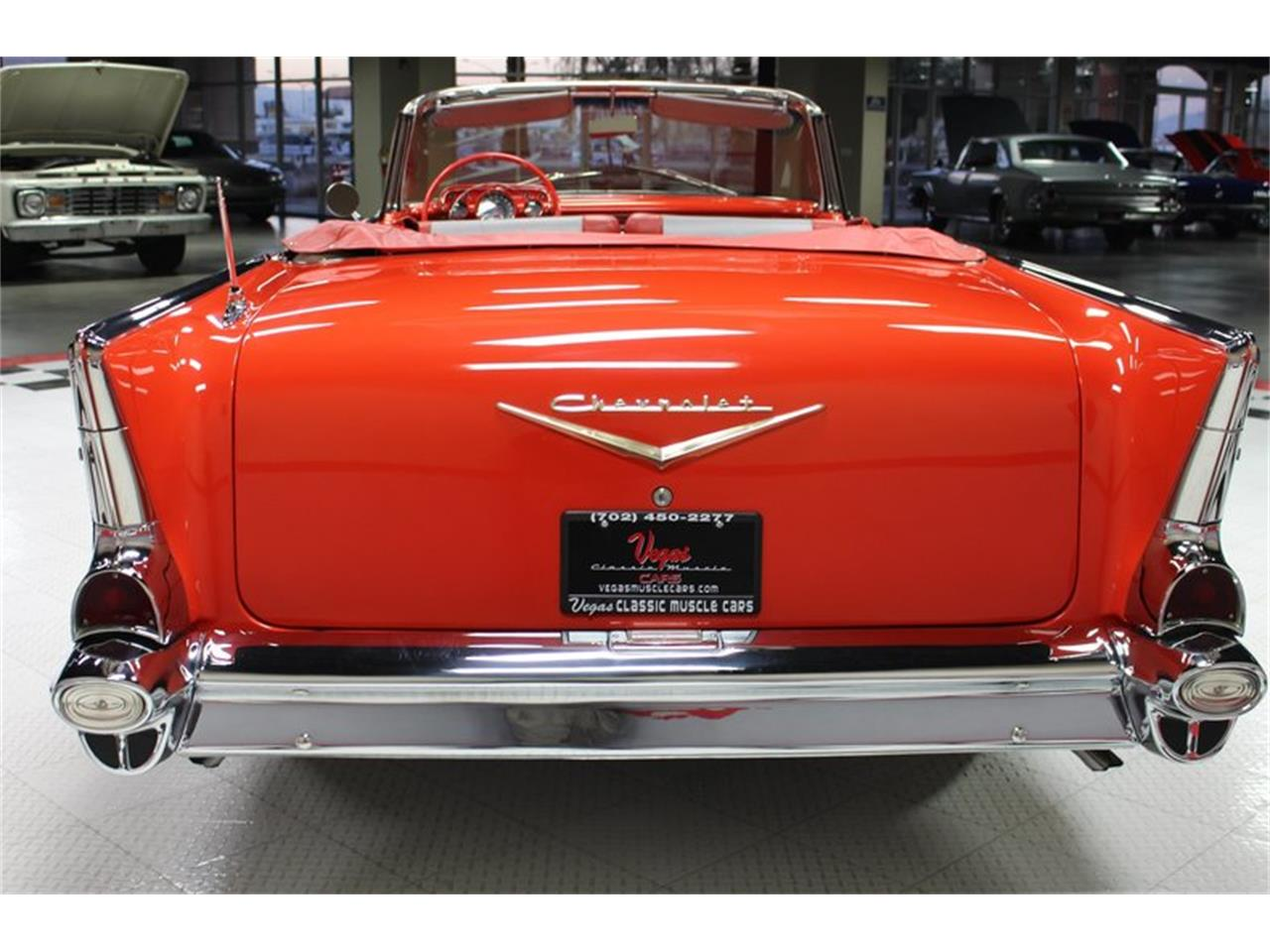 Large Picture of Classic '57 Chevrolet Bel Air - $74,995.00 Offered by Vegas Classic Muscle Cars - MER1