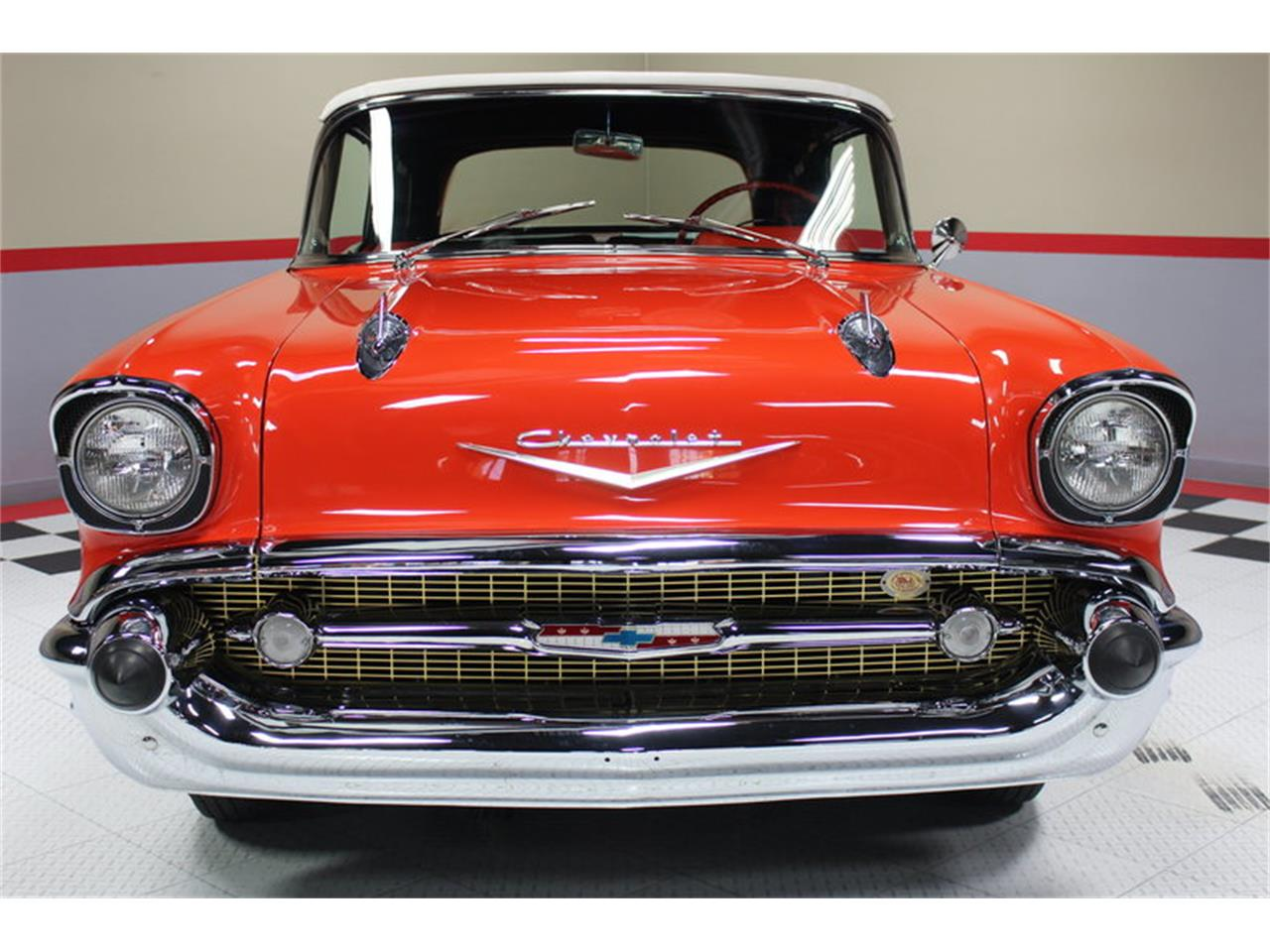 Large Picture of '57 Chevrolet Bel Air located in Henderson Nevada - $74,995.00 Offered by Vegas Classic Muscle Cars - MER1