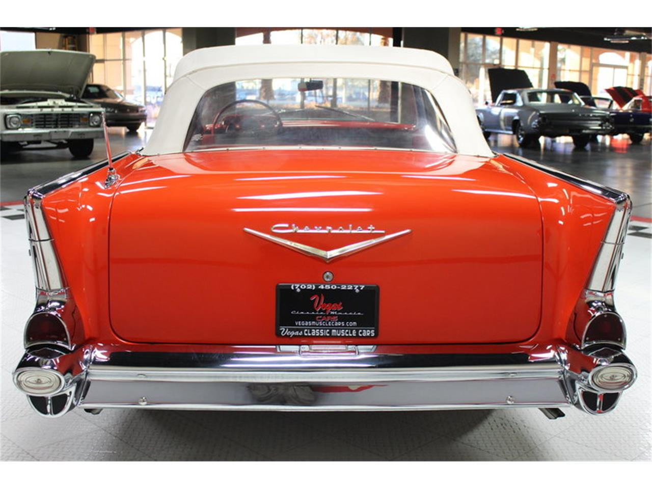 Large Picture of Classic '57 Chevrolet Bel Air located in Henderson Nevada - $74,995.00 - MER1