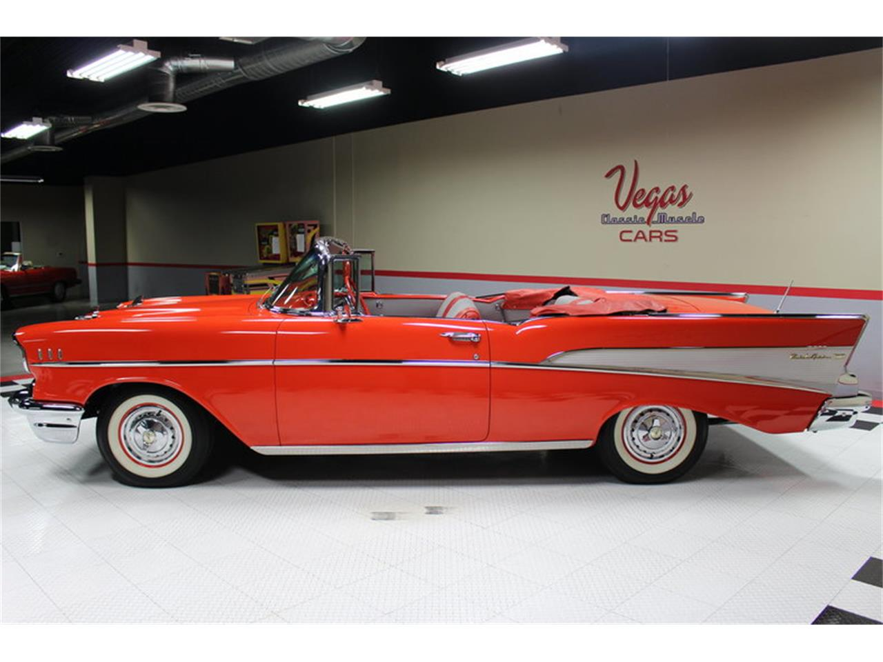 Large Picture of Classic '57 Bel Air - MER1