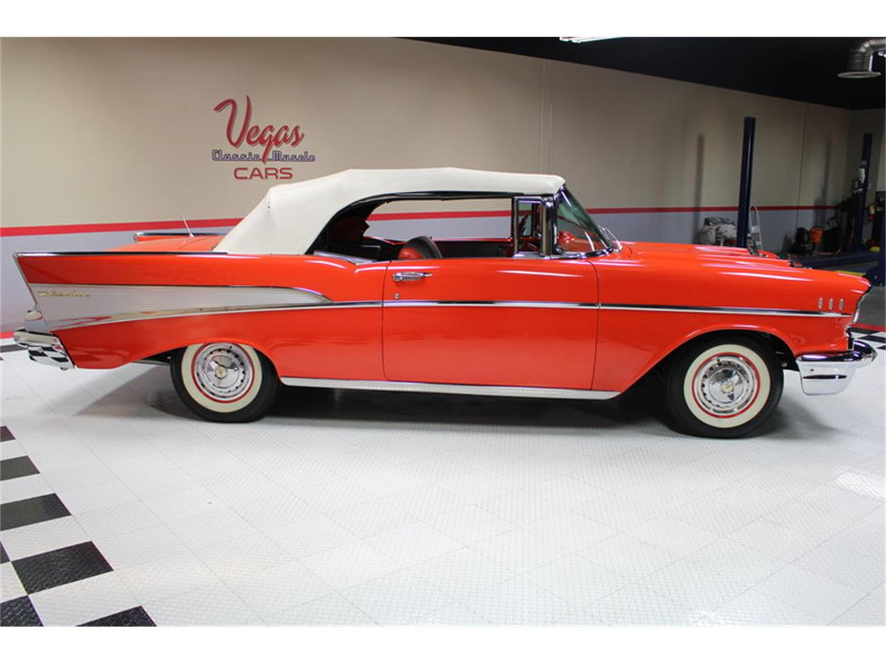 Large Picture of Classic '57 Bel Air located in Nevada - $74,995.00 - MER1