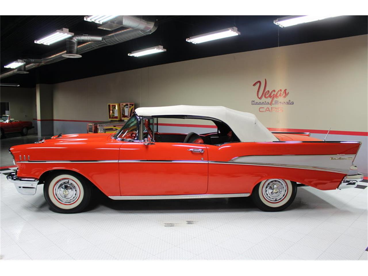 Large Picture of Classic '57 Chevrolet Bel Air - $74,995.00 - MER1