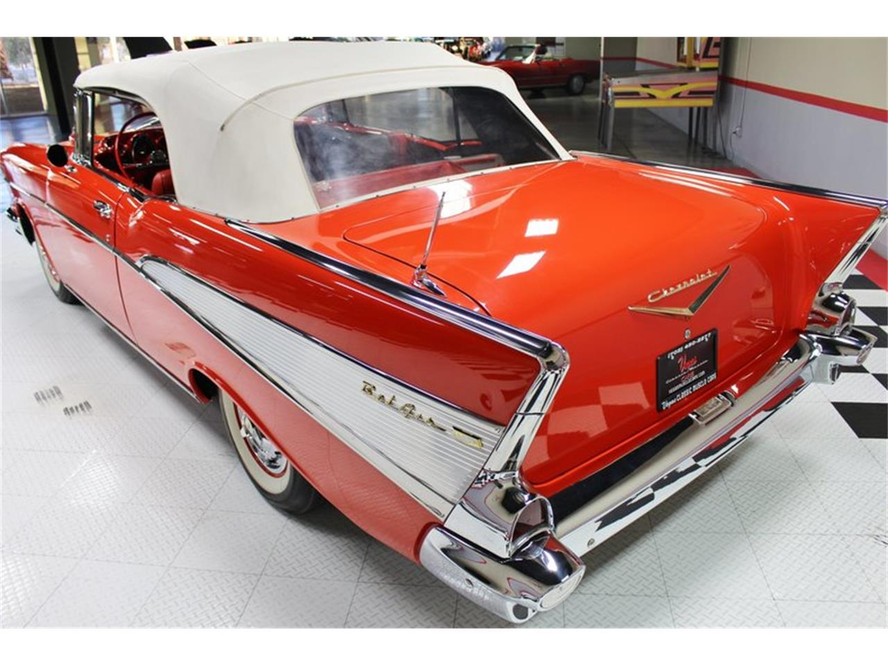 Large Picture of Classic 1957 Bel Air located in Henderson Nevada - $74,995.00 - MER1
