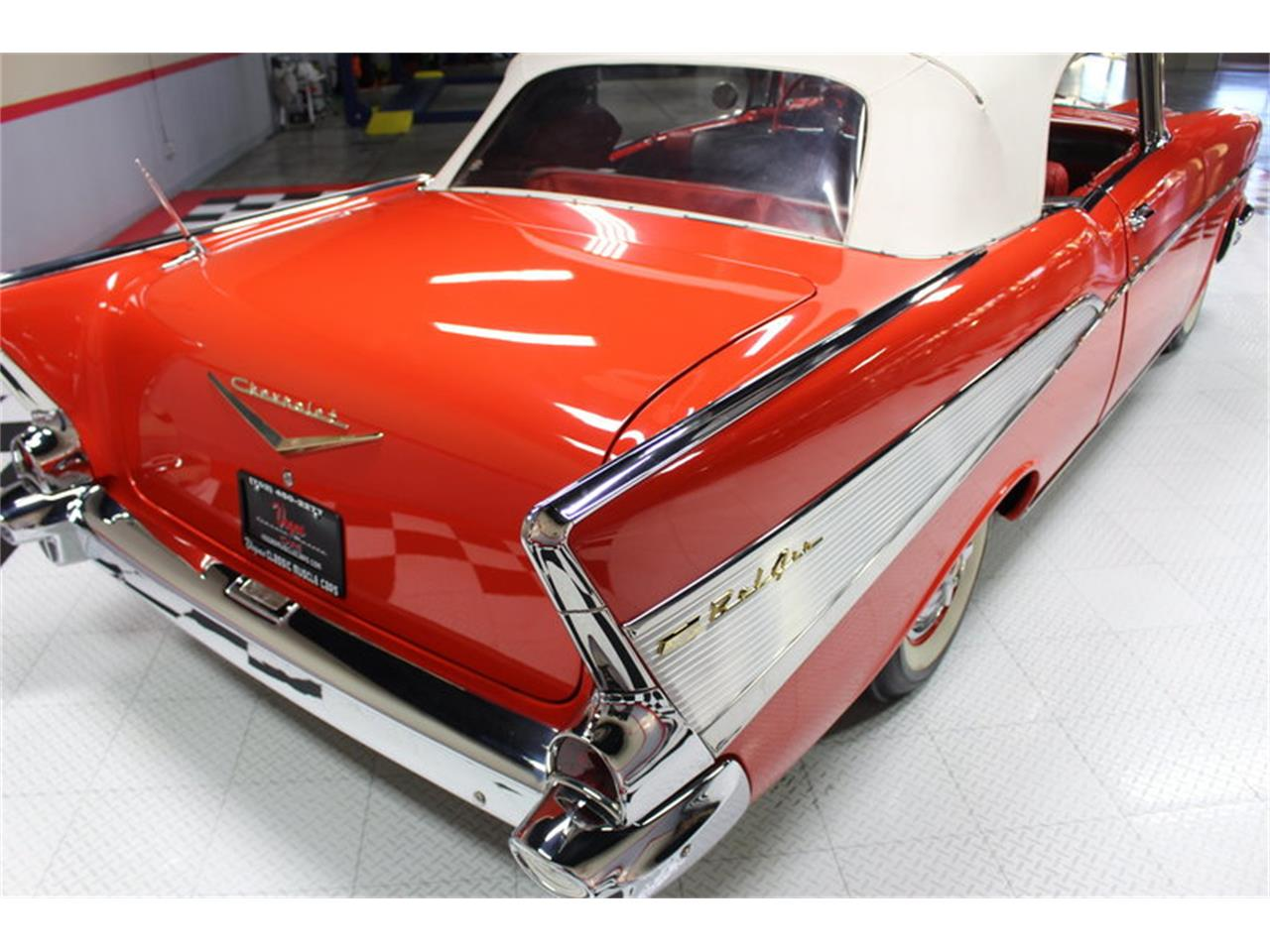 Large Picture of Classic '57 Bel Air located in Henderson Nevada - MER1