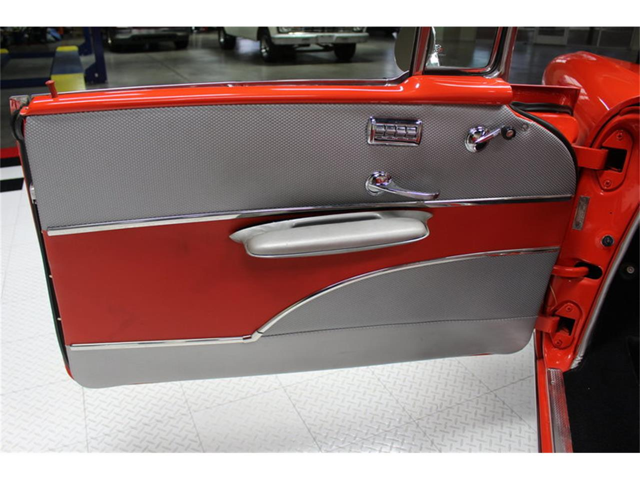 Large Picture of Classic '57 Chevrolet Bel Air Offered by Vegas Classic Muscle Cars - MER1