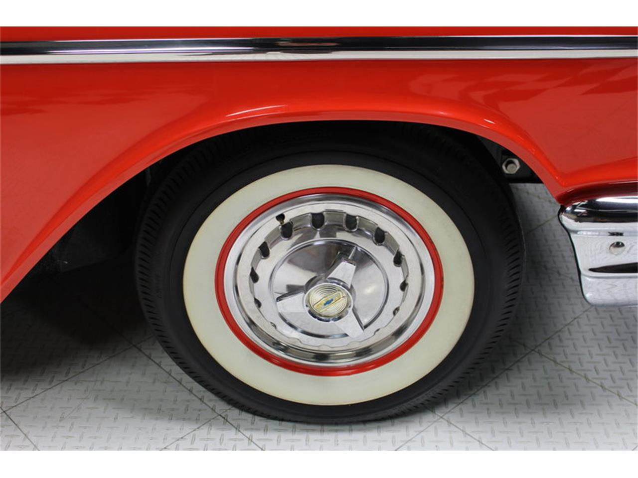 Large Picture of Classic 1957 Bel Air - MER1