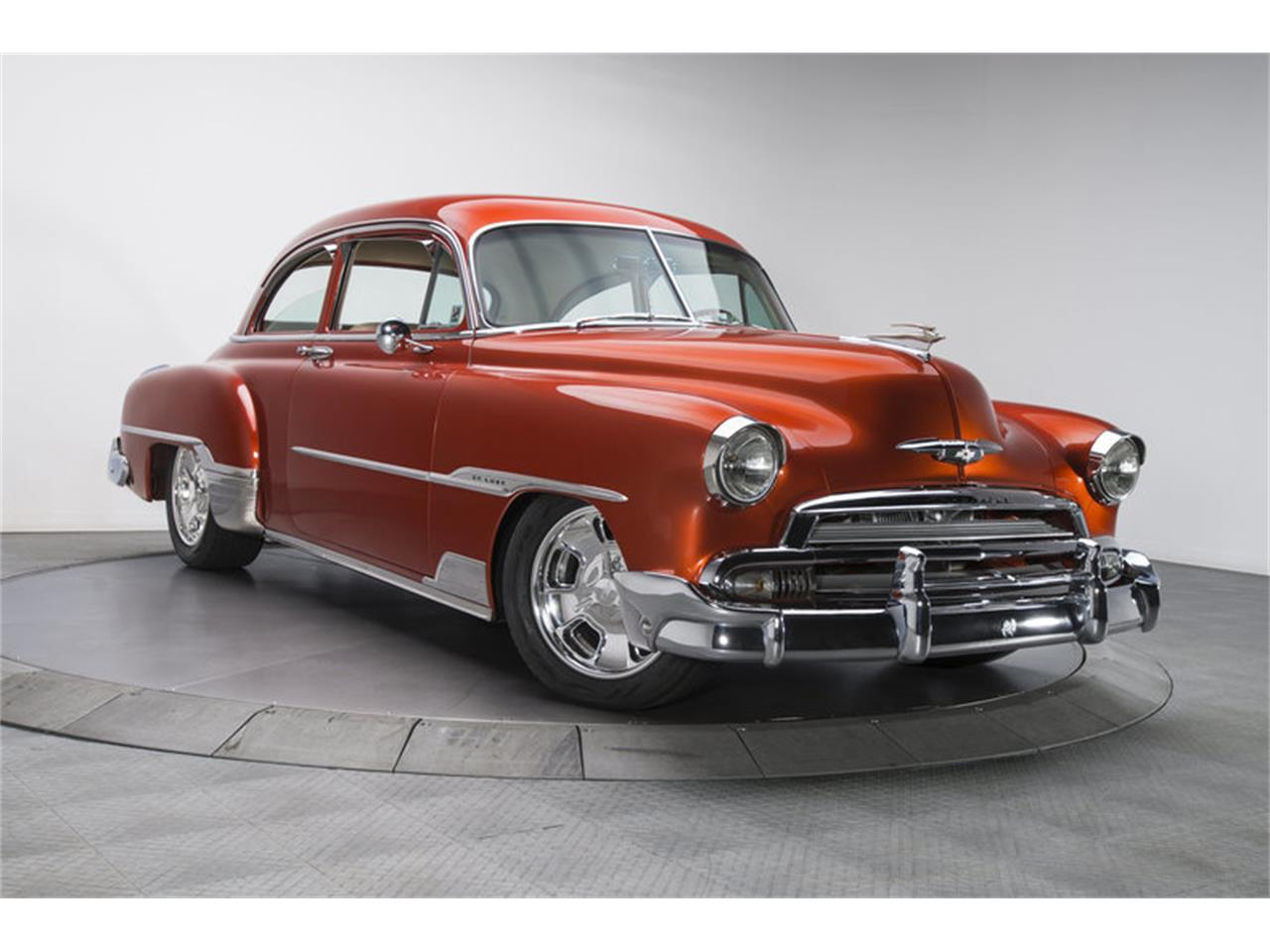 Large Picture of '51 Chevrolet Styleline Offered by RK Motors Charlotte - MER9