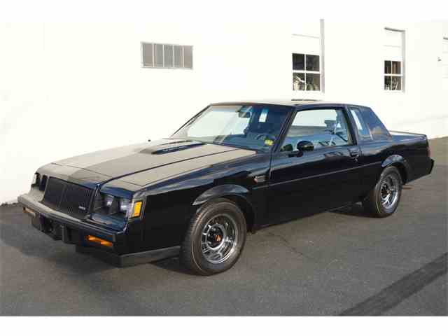 Picture of '87 Buick Grand National located in Massachusetts - $29,990.00 - MERA