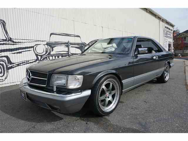 Picture of 1988 Mercedes-Benz 560SEC located in California - $11,990.00 Offered by  - MERB