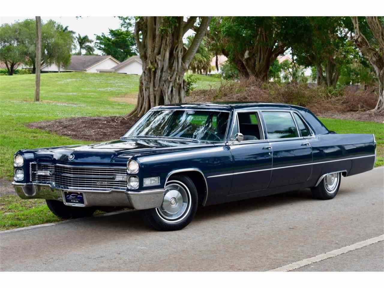 1966 Cadillac Fleetwood for Sale | ClicCars.com | CC-1045562