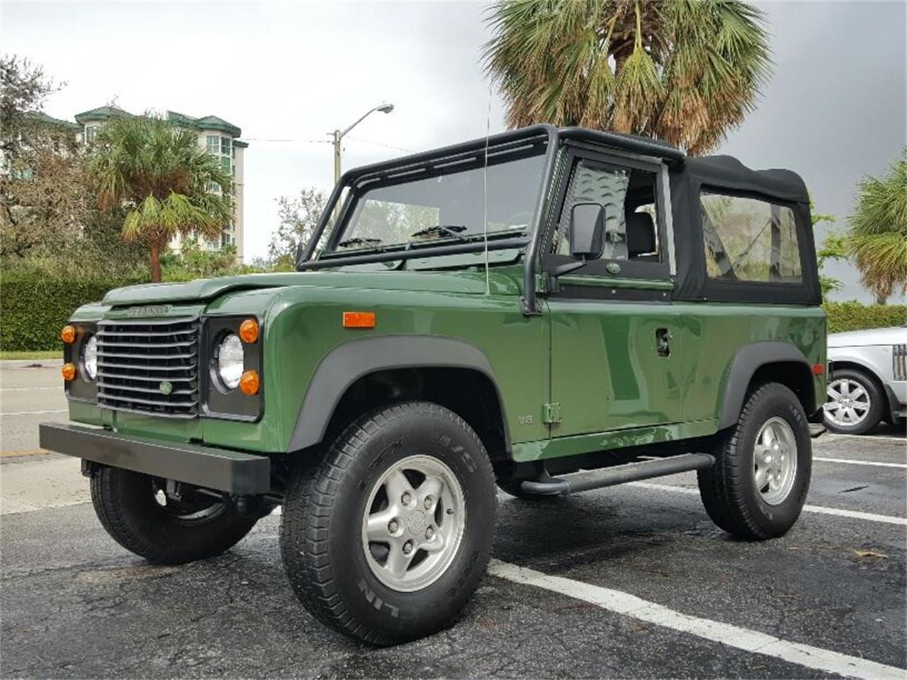 Large Picture of '94 Land Rover Defender located in Delray Beach Florida - MERG