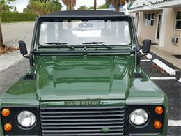 Picture of '94 Land Rover Defender located in Delray Beach Florida - $51,500.00 Offered by Pedigree Motorcars - MERG