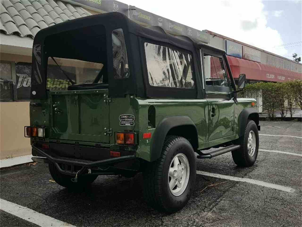 Large Picture of '94 Defender - MERG