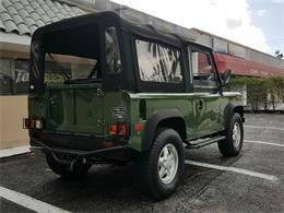 Picture of 1994 Land Rover Defender located in Delray Beach Florida - $51,500.00 Offered by Pedigree Motorcars - MERG