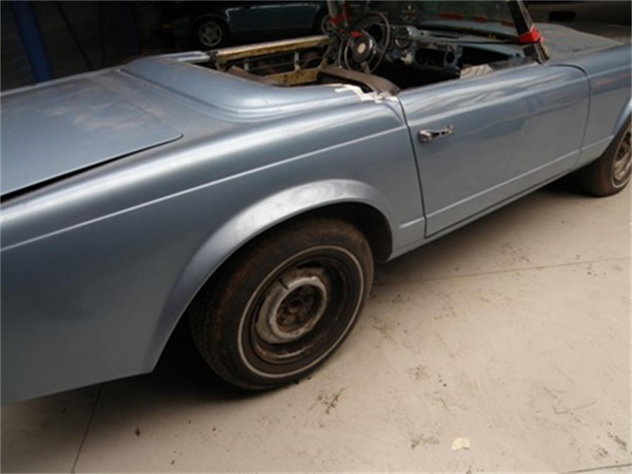 Large Picture of '65 230SL - MAWD