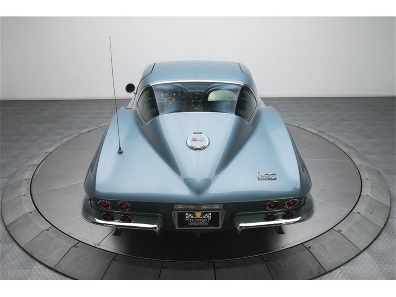 Large Picture of Classic 1967 Corvette - MESF