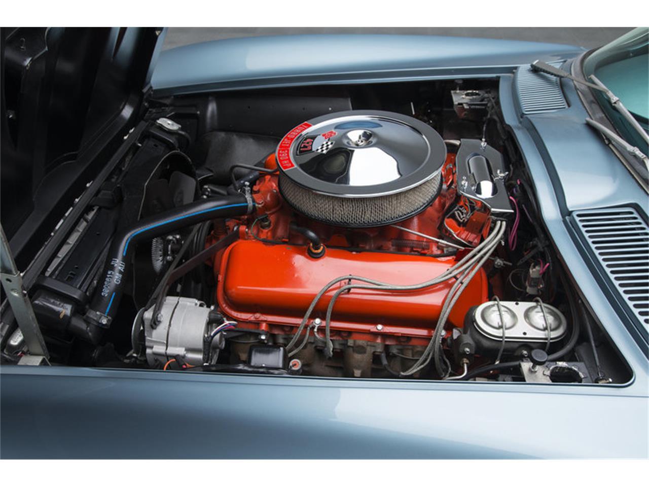 Large Picture of Classic 1967 Corvette located in Charlotte North Carolina - MESF