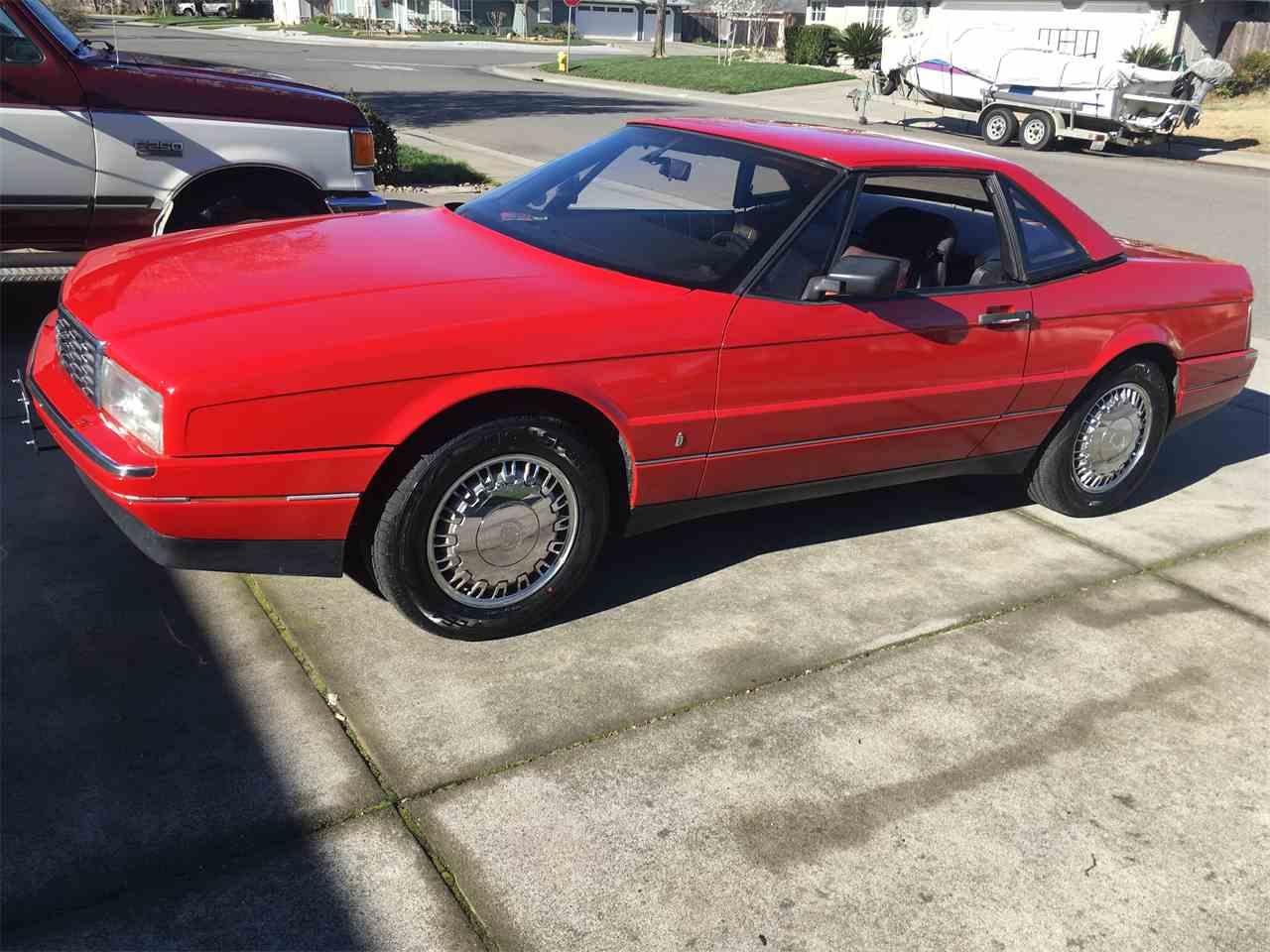 1991 Cadillac Allante for Sale | ClicCars.com | CC-1040560