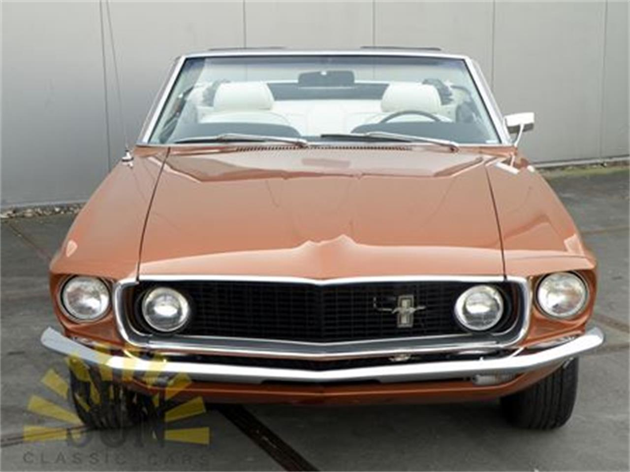 Large Picture of '70 Mustang - MESQ