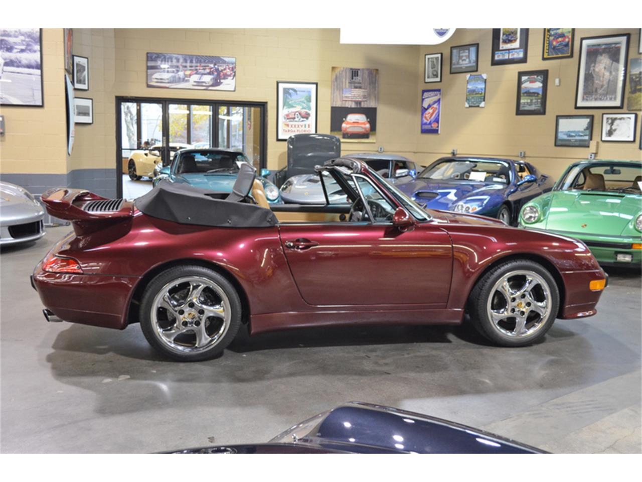 Large Picture of '97 993 - MEST