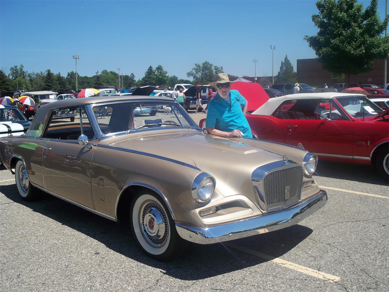 Large Picture of '62 Studebaker Gran Turismo - MESV