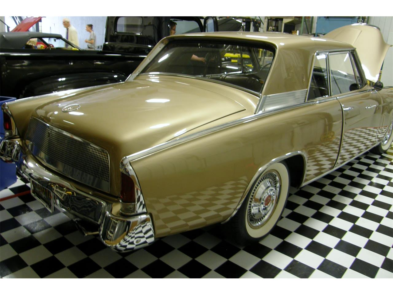 Large Picture of Classic '62 Gran Turismo located in Michigan - MESV