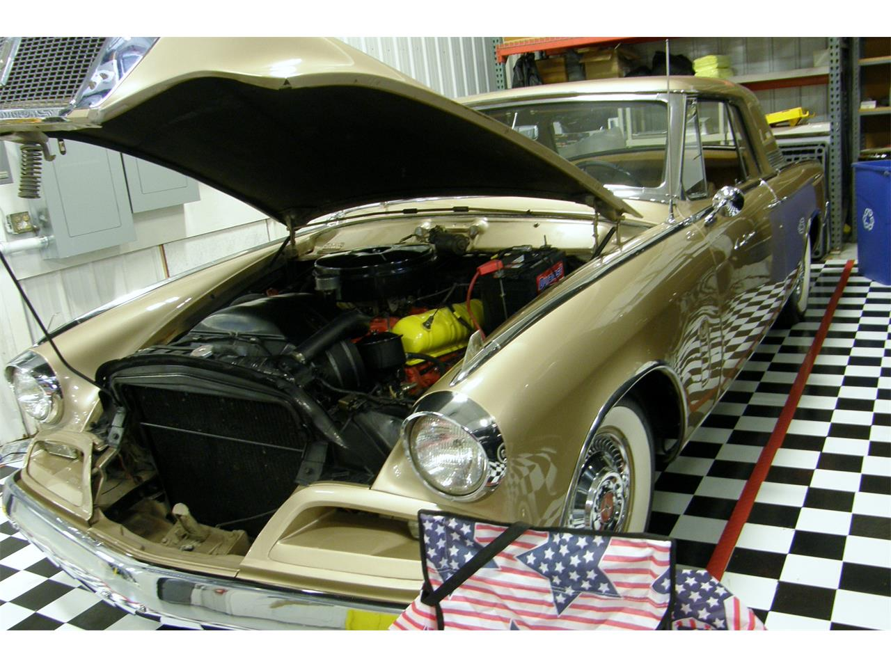 Large Picture of 1962 Gran Turismo located in Michigan - MESV