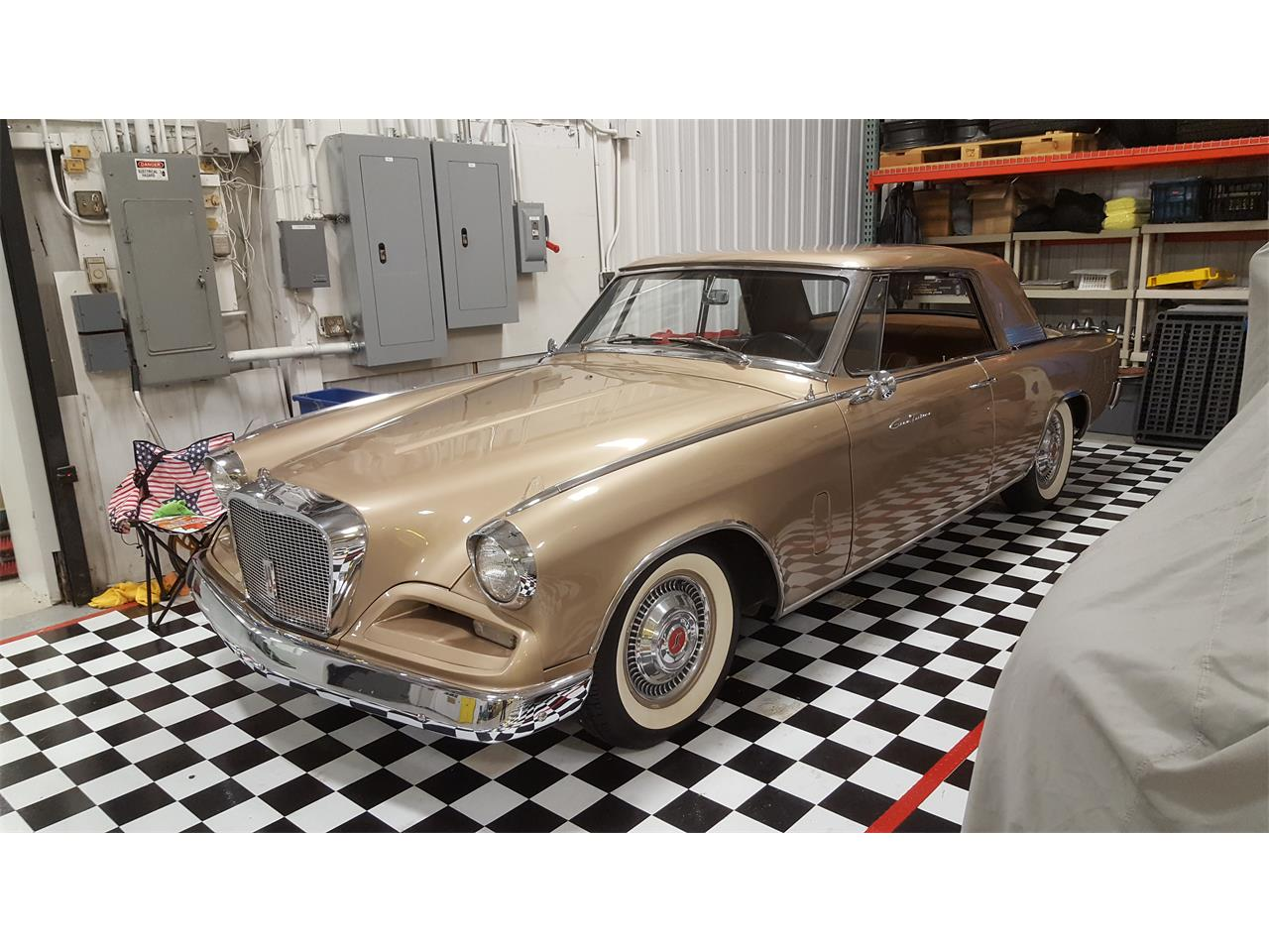 Large Picture of Classic 1962 Gran Turismo located in Port Huron Michigan Offered by a Private Seller - MESV