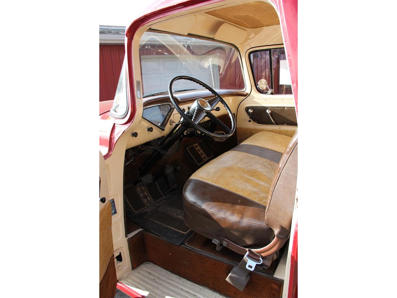 Large Picture of Classic 1955 Pickup - $32,500.00 - MET7