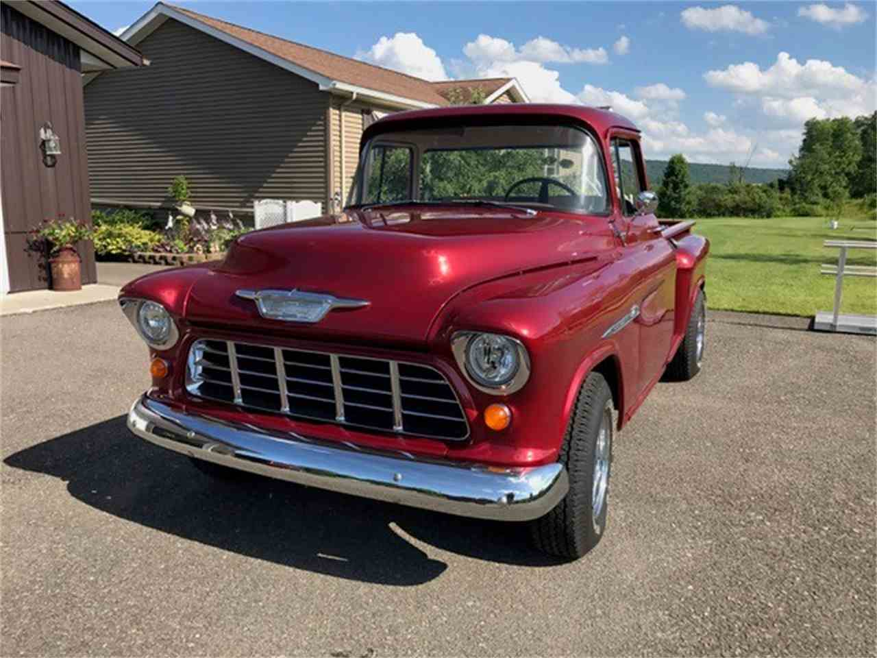 Large Picture of '55 Pickup - MET7