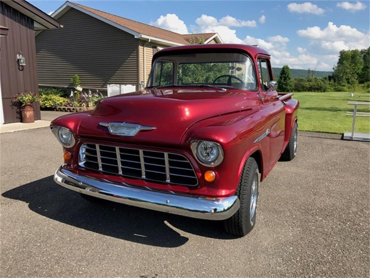 Large Picture of '55 Chevrolet Pickup - MET7