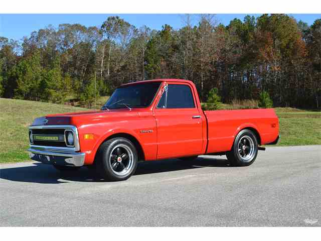 Picture of '69 C10 - MAWJ