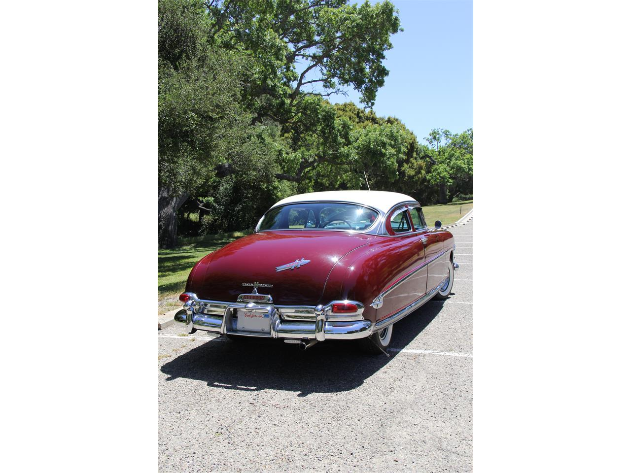 Large Picture of Classic '53 Hudson Hornet Offered by a Private Seller - METG