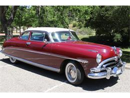 Picture of Classic 1953 Hudson Hornet located in Los Alamos California Offered by a Private Seller - METG