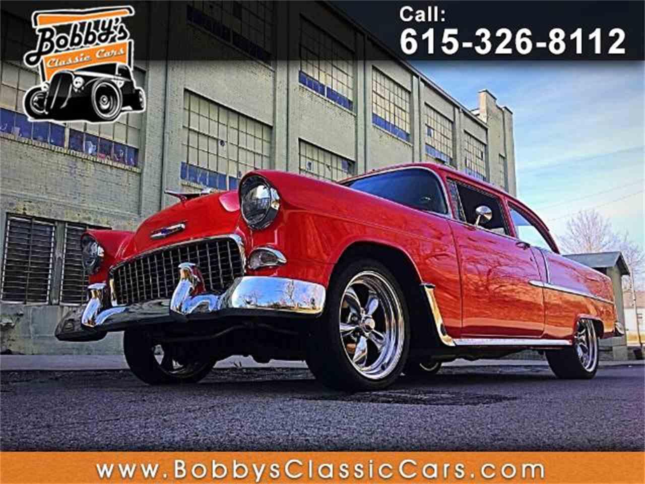 1955 Chevrolet 210 for Sale | ClassicCars.com | CC-1045641