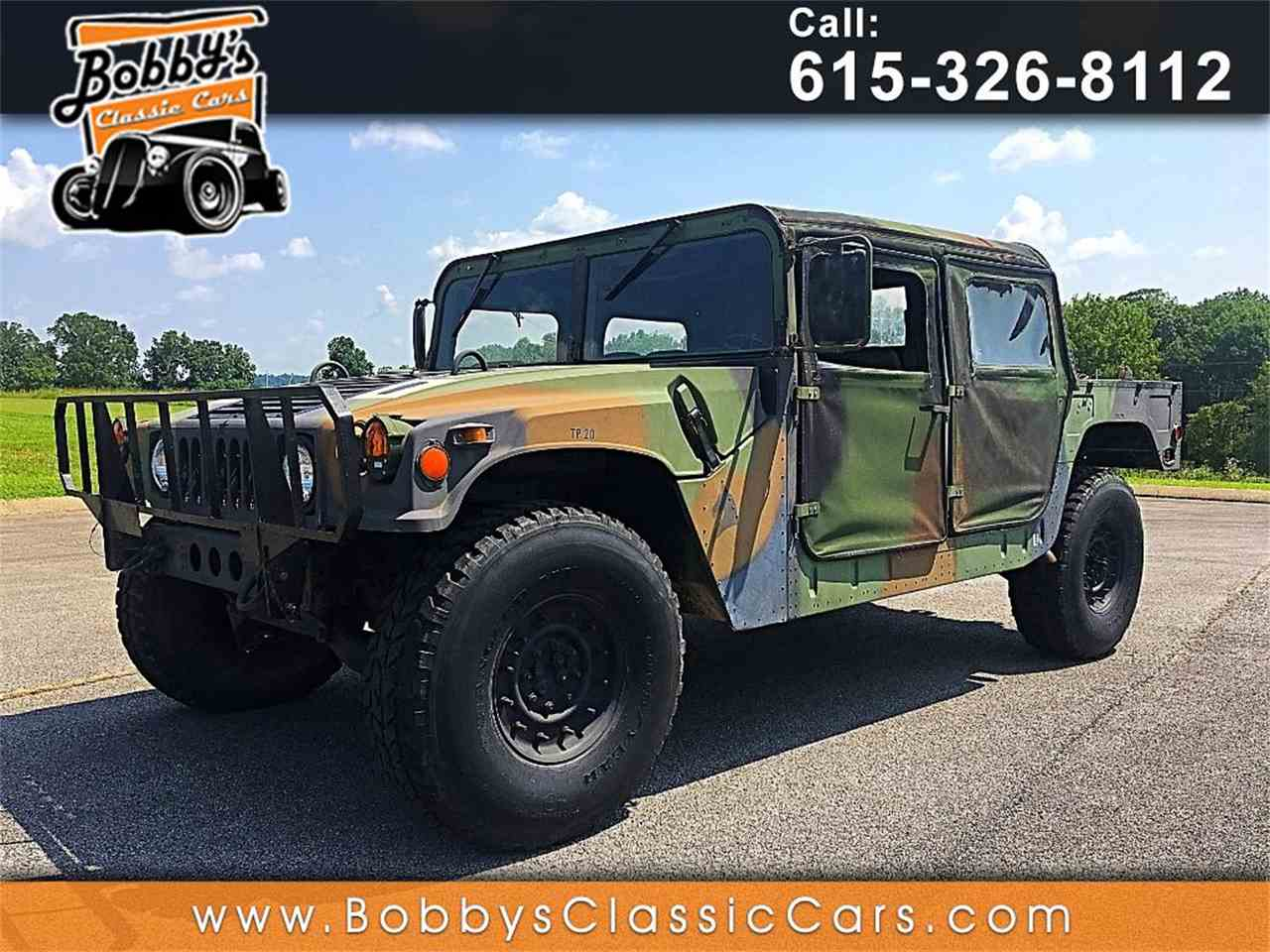Large Picture of 1994 Hummer H1 - $23,500.00 - METO
