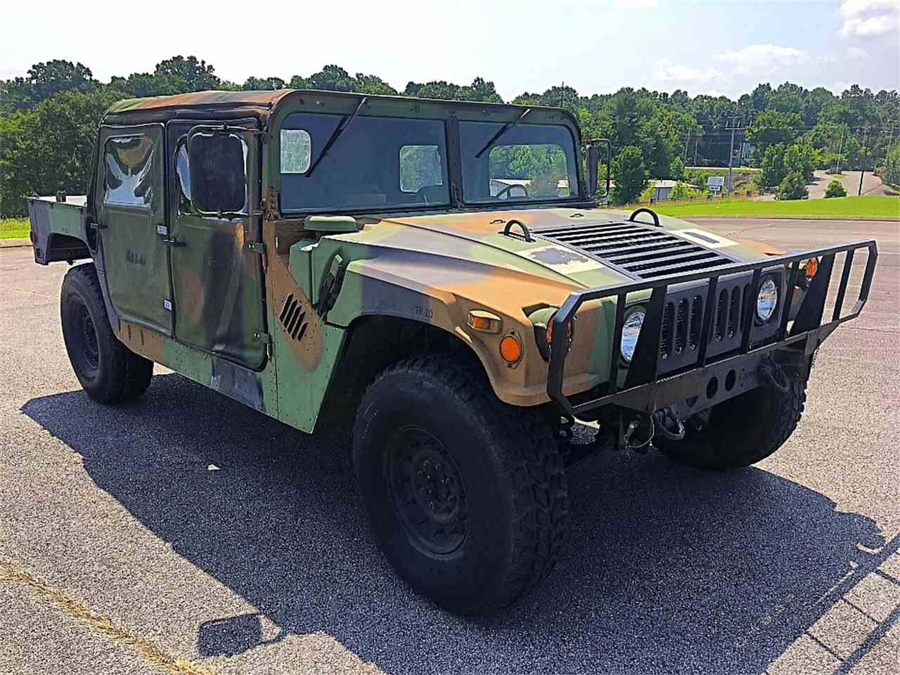 Large Picture of 1994 Hummer H1 - METO