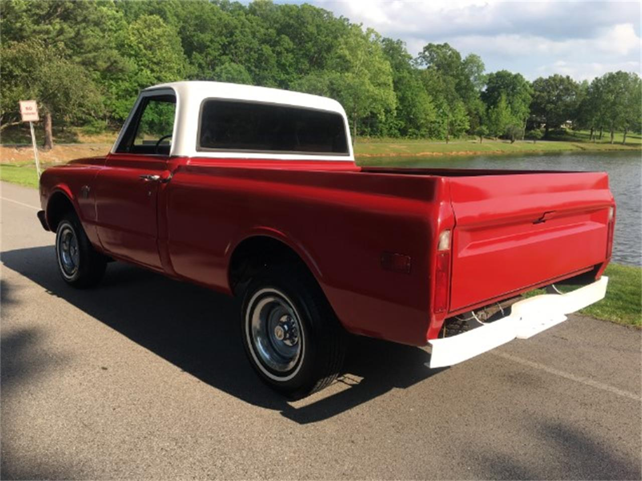 Large Picture of '68 C/K 10 - MEU5