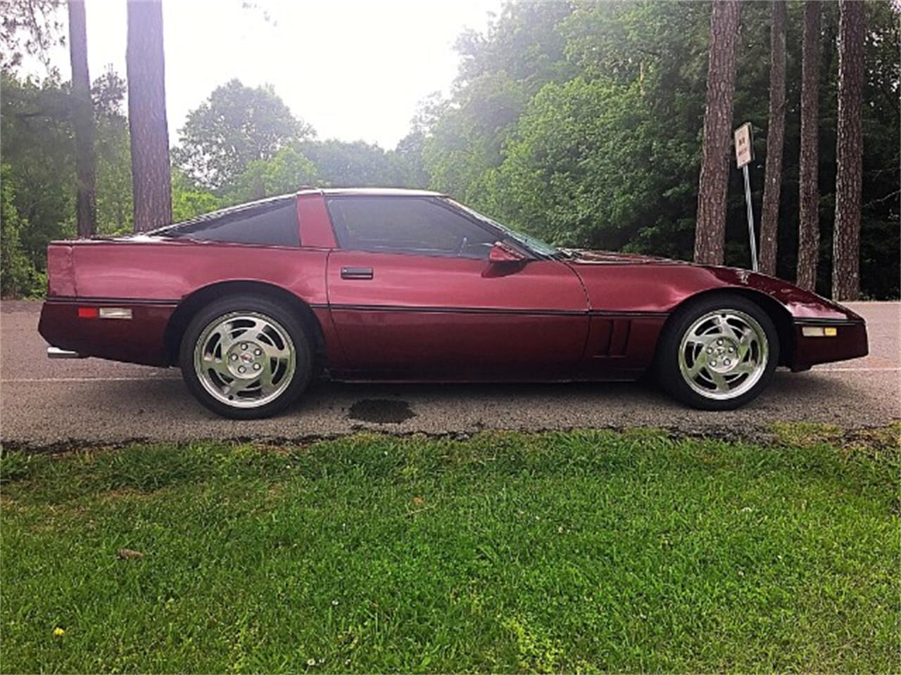 Large Picture of '87 Corvette - MEUE