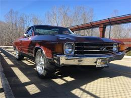 Picture of 1972 Chevrolet El Camino Offered by Bobby's Car Care - MEUG