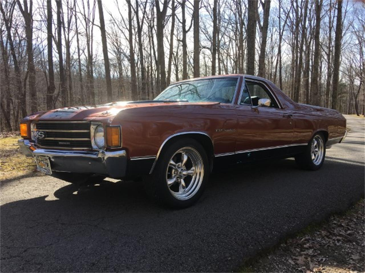 Large Picture of Classic 1972 El Camino located in Tennessee Offered by Bobby's Car Care - MEUG